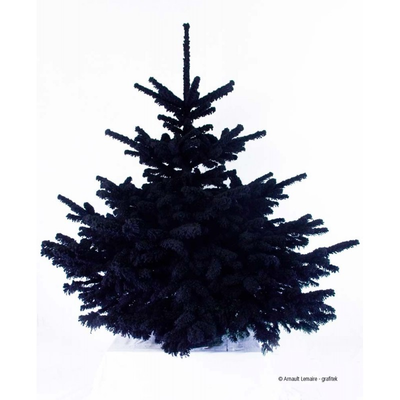 sapin de noel noir decoration sapin de noel noir et or. Black Bedroom Furniture Sets. Home Design Ideas